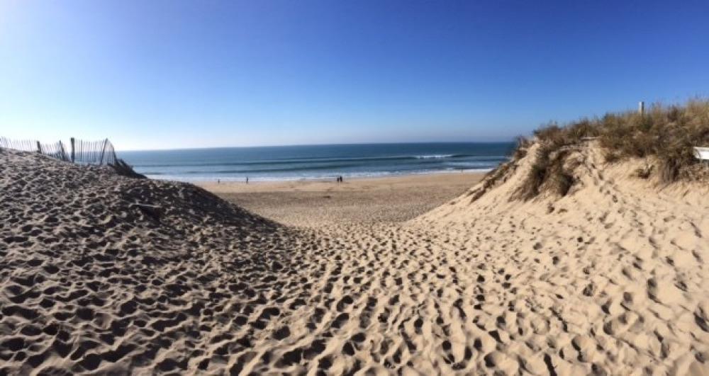 plages de la cote sauvage