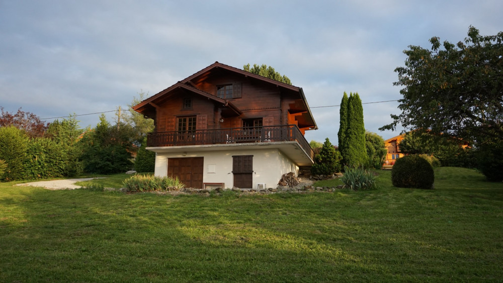 Location vacances Saint-Paul-en-Chablais -  Maison - 10 personnes - Barbecue - Photo N° 1