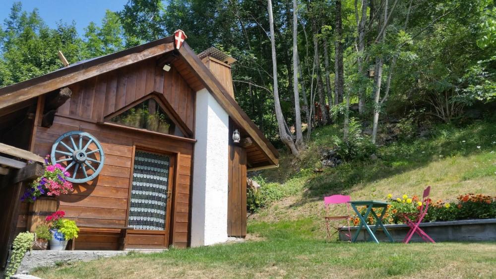 Location vacances Saint-Gervais-les-Bains -  Maison - 4 personnes - Barbecue - Photo N° 1