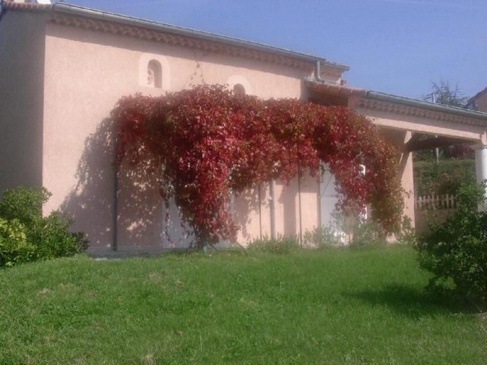Villa à VILLENEUVE DE BERG