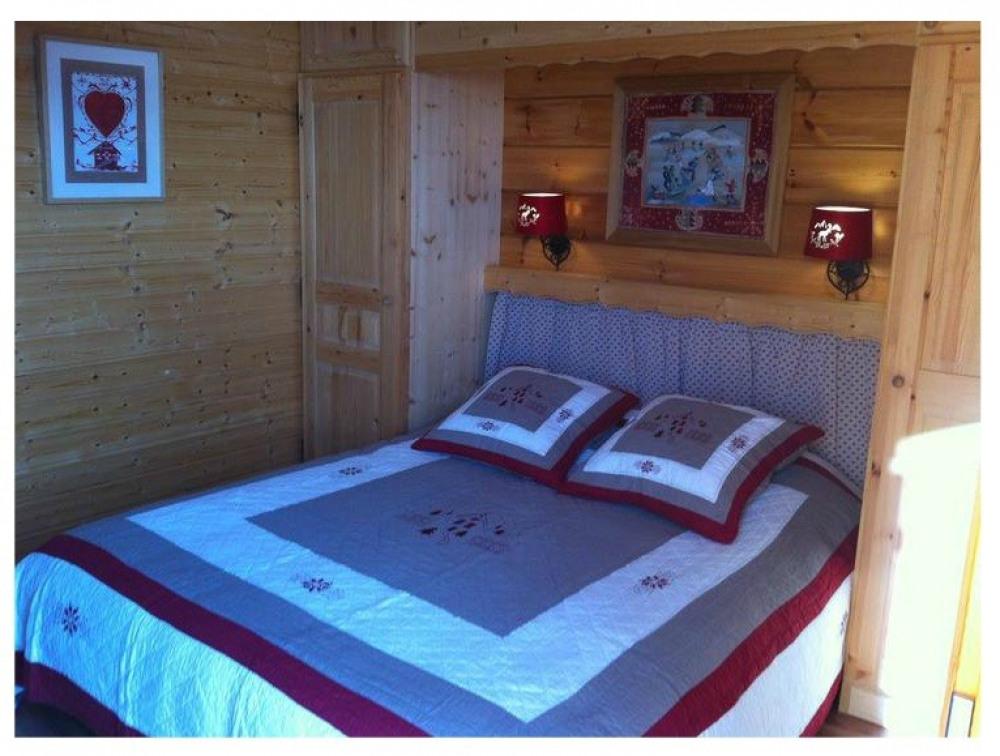 Chambre 2 - Etage - lit 160 - balcon
