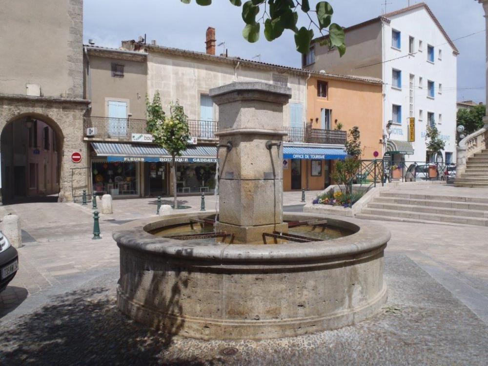 Nissan - La fontaine
