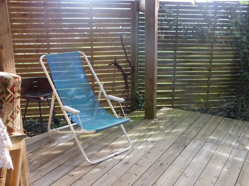 chaise longue pour se relaxer