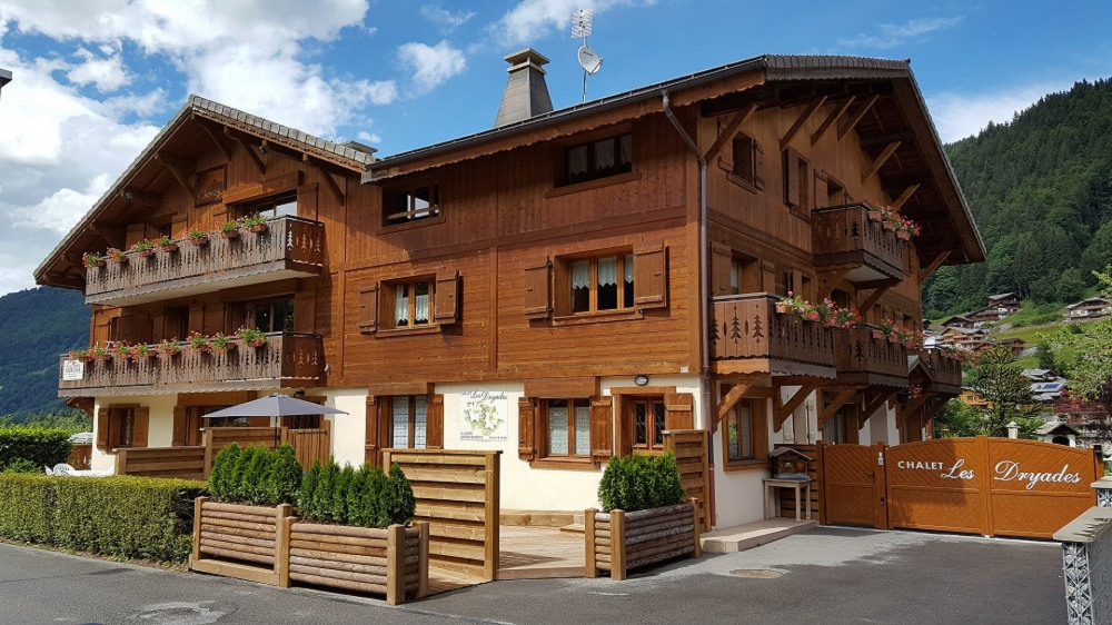 Location vacances Morzine -  Appartement - 7 personnes - Barbecue - Photo N° 1