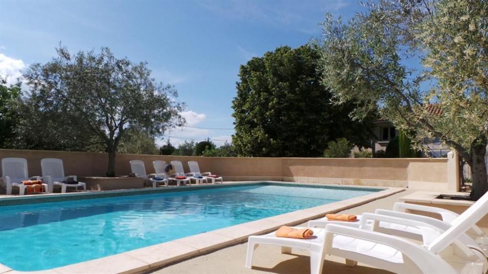 Gîte le Tilleul avec piscine partagé sur parc arbo