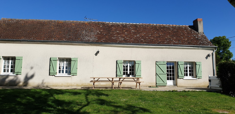 Location vacances Loches -  Gite - 14 personnes - Barbecue - Photo N° 1
