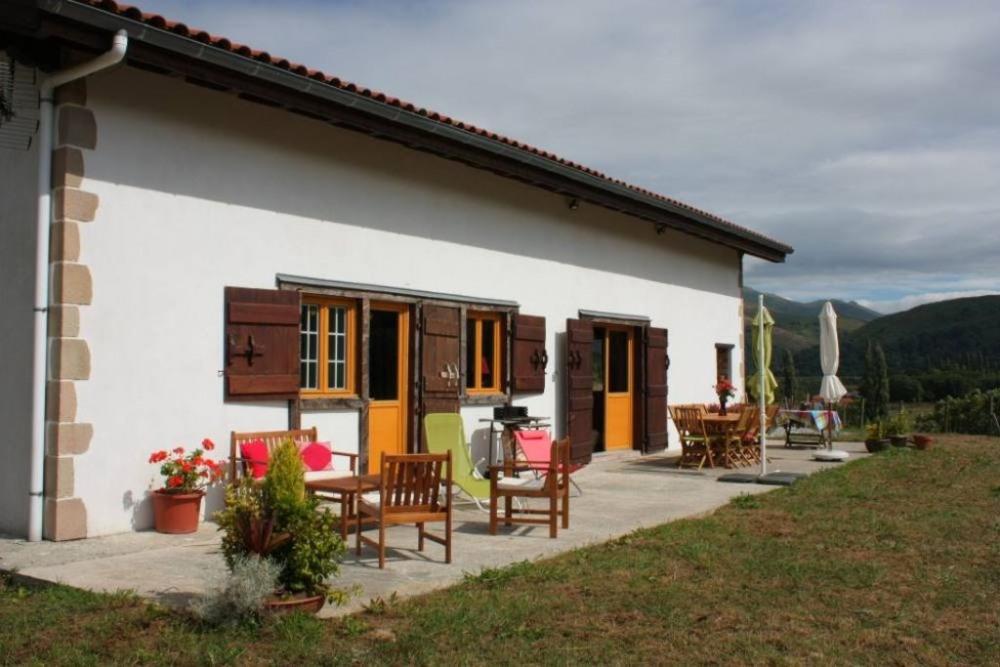 au coeur du Pays Basque maison de caractère