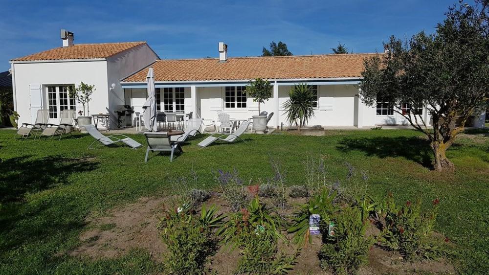 Location vacances Saint-Pierre-d'Oléron -  Maison - 8 personnes -  - Photo N° 1