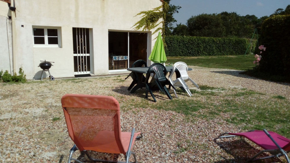 Location vacances Commequiers -  Maison - 7 personnes - Barbecue - Photo N° 1