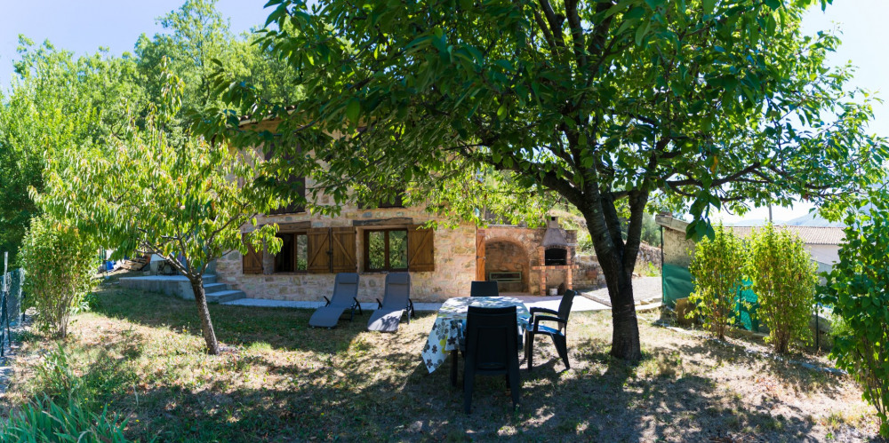 Holiday rentals Lantosque - House - 4 persons - BBQ - Photo N° 1