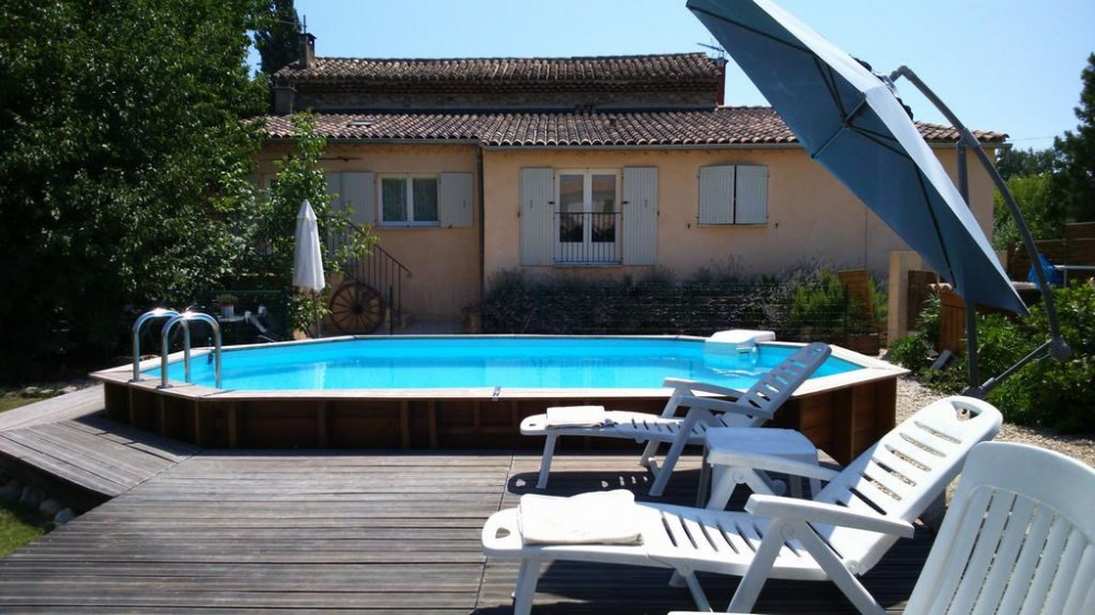 Location vacances Mazan -  Maison - 6 personnes - Barbecue - Photo N° 1