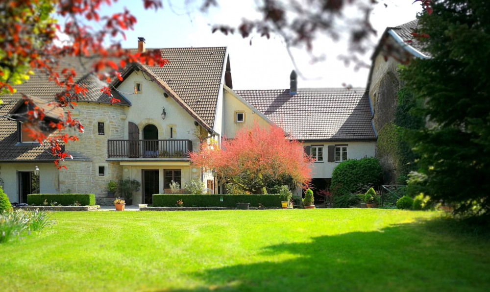 Holiday rentals Sancey-le-Grand - Cottage - 4 persons - BBQ - Photo N° 1