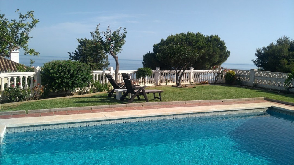 Holiday rentals Fuengirola - House - 6 persons - BBQ - Photo N° 1