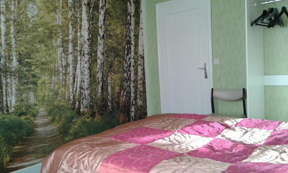 """RdC """"La chambre nature"""""""
