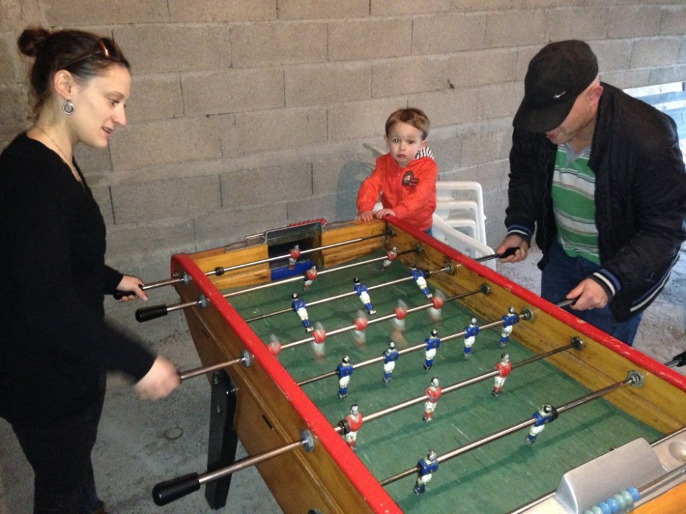 Baby foot et Ping pong
