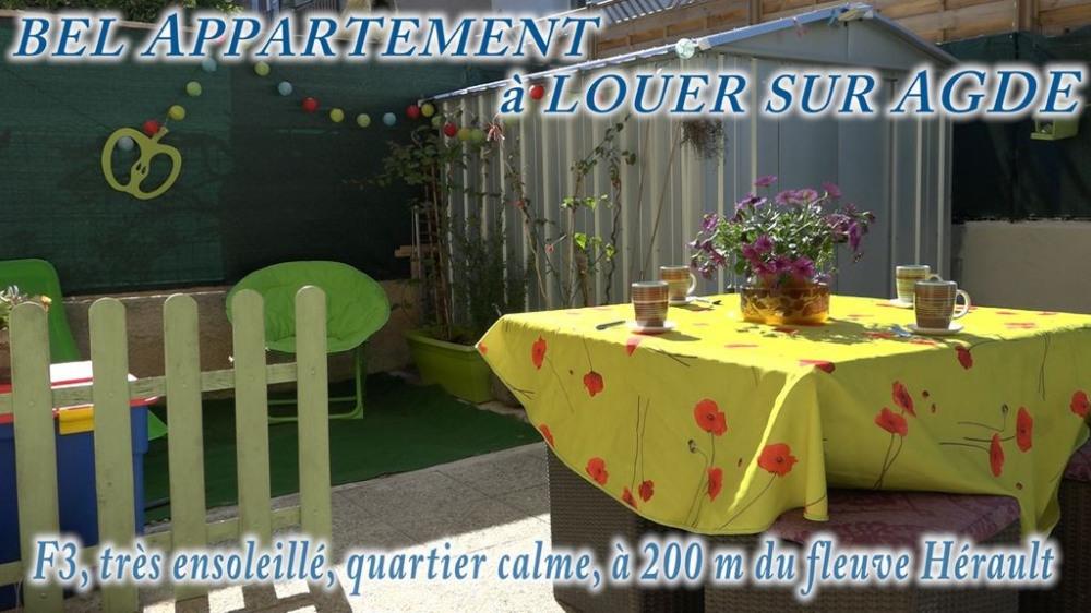 Location vacances Agde -  Gite - 4 personnes - Cafetière - Photo N° 1