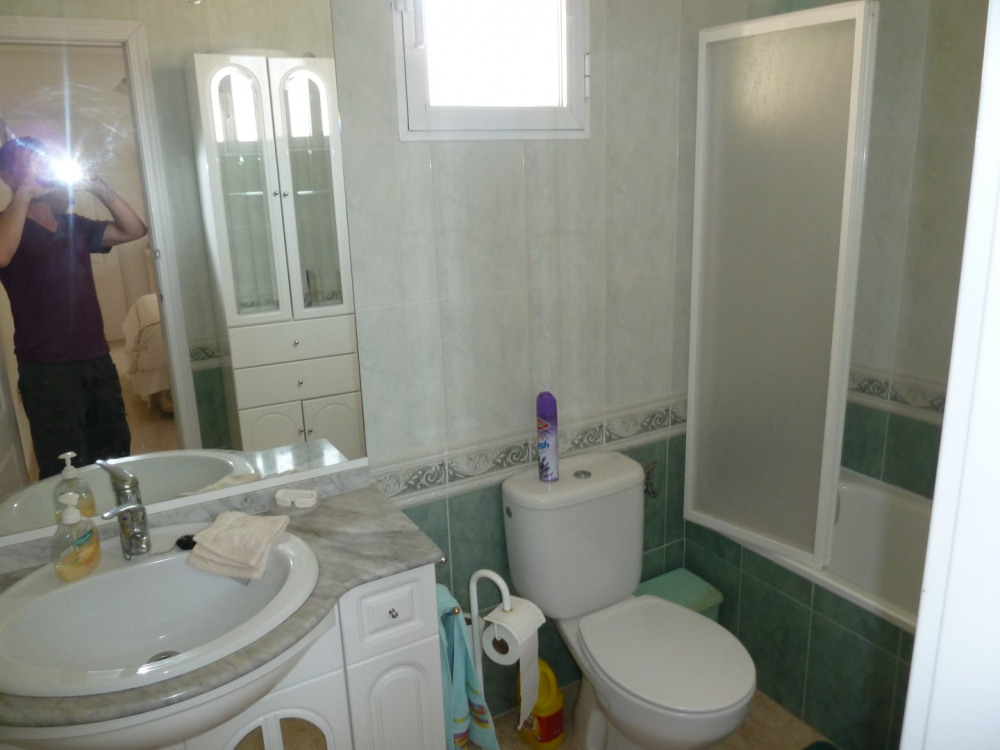 salle de bains, WC de la chambre
