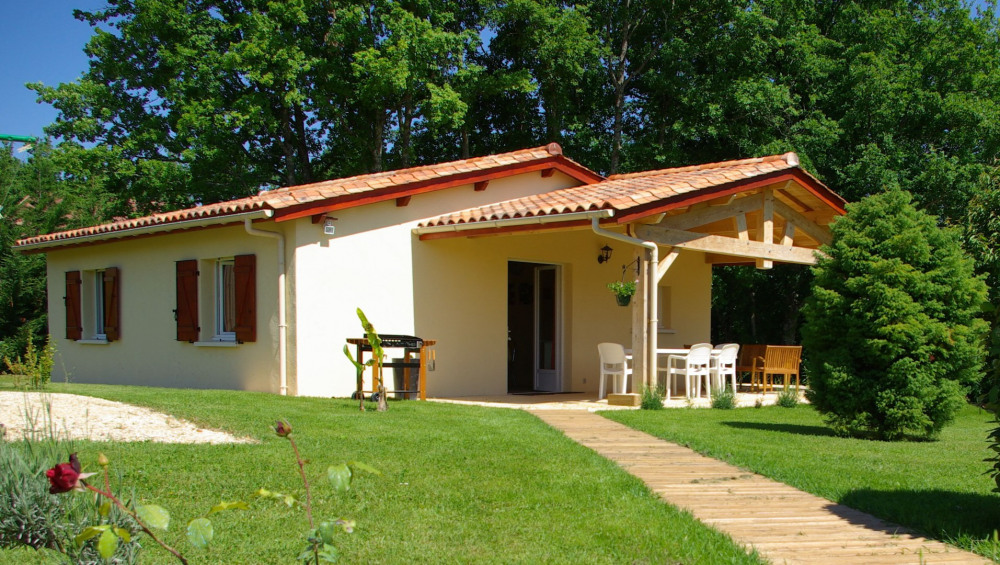 Location vacances Savignac-de-Miremont -  Gite - 4 personnes - Barbecue - Photo N° 1