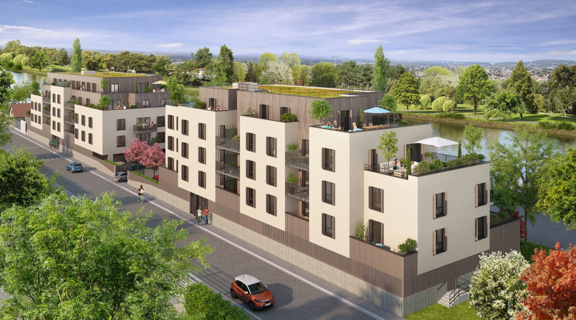 Le Panorama Persan Programme Immobilier Neuf Tagerim