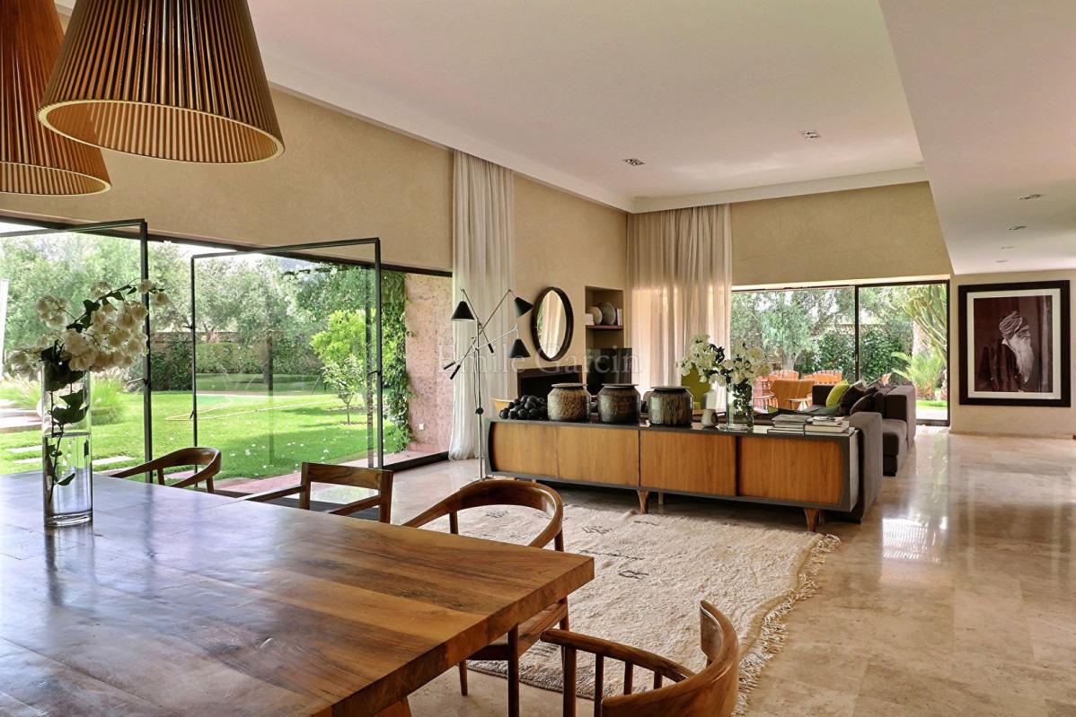 Maison Contemporaine A Vendre Au Marrakech 1 050 000 6 Pieces 500 M Belles Demeures