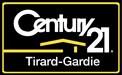 logo Century 21 tirard gardie