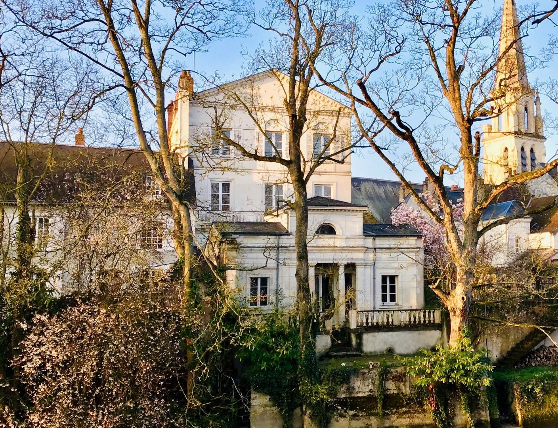 Hôtel particulier de luxe Centre Ville Vendôme, 15 pièces ...