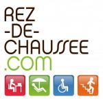 logo REZ DE CHAUSSEE.COM
