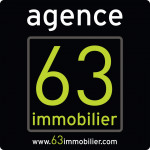 logo Agence 63 immobilier