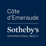 logo Cote d'emeraude  sotheby's international realty