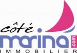 logo Côte marina