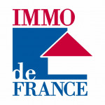 logo IMMO DE FRANCE PARIS ILE DE FRANCE