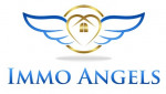 logo Immo angels frederic freau