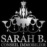 logo Sarah b conseil immobilier