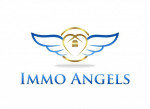 logo Immo angels  stephane thiollet