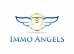 logo Immo angels david frayssinet