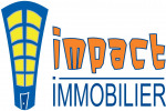logo Agence impact immobilier