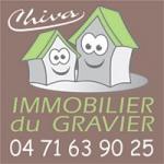 logo Chiva immobilier du gravier