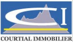 logo Courtial immobilier