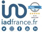 logo Iad france / remy tavares