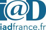 logo Iad france / marie-pierre correze