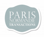 logo PARIS NORMANDIE TRANSACTIONS