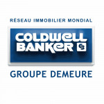 logo Coldwell banker groupe demeure