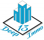 logo Deep immo 13