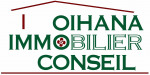 logo Oihana immobilier conseil biarritz