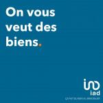logo Iad france / françois marot