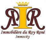 logo Immobilière du roy rené