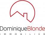 logo Dominique blonde immobilier