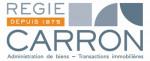 logo Regie carron