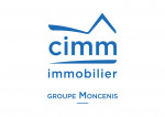 logo Cimm immobilier chambery