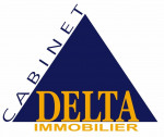 logo Cabinet delta immobilier